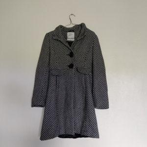 Cute Vintage Wool Coat